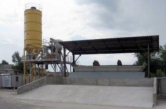 Бетонный завод BW SCHNELL 30 скип