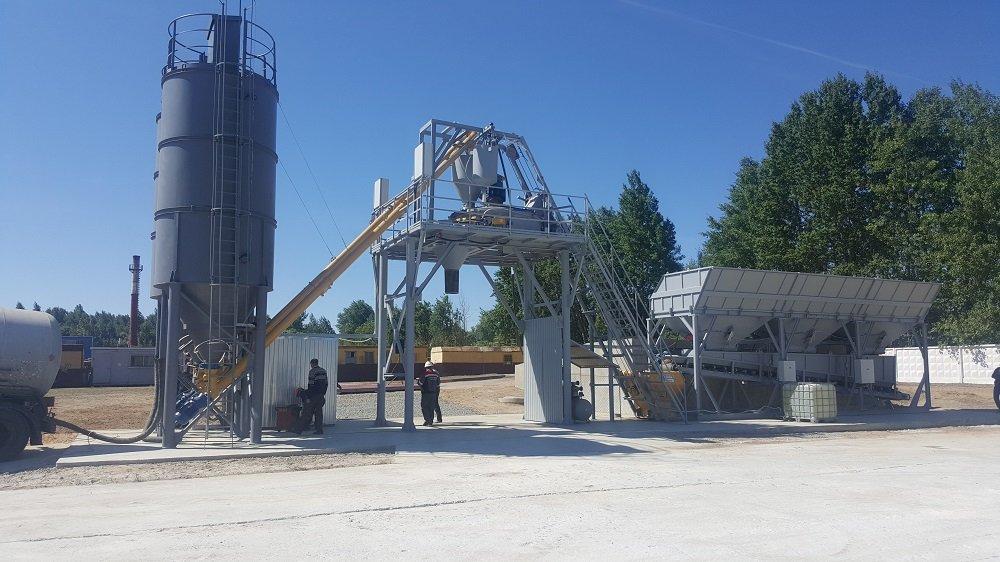 Заводы строительных растворов бетон смоленск купить